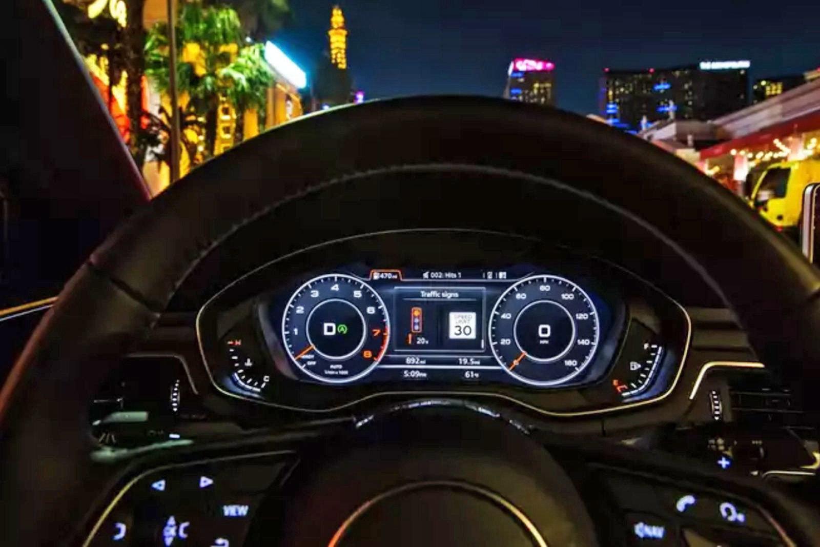 Audi har en løsning som gjør at det ikke skal være nødvendig å støte på så mange røde lys.