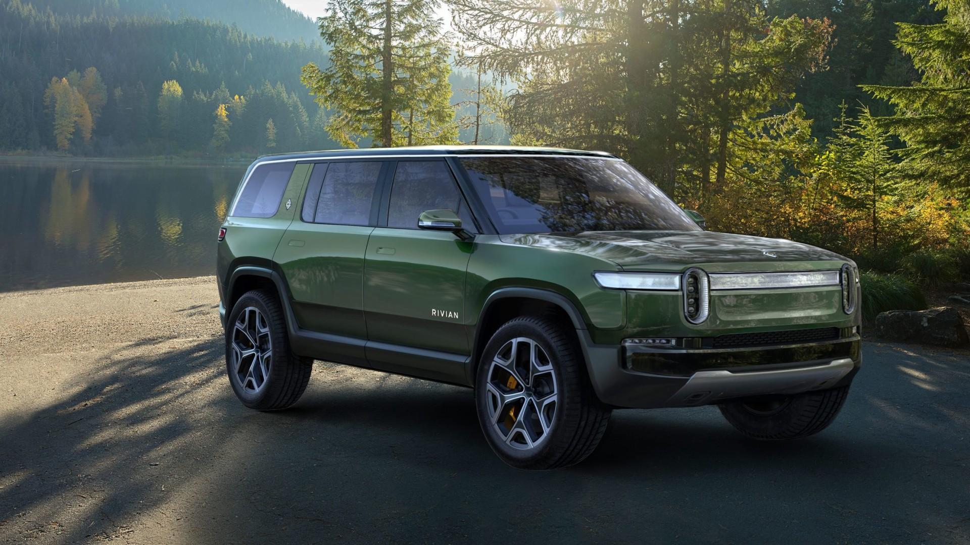 Ford blir storinvestor i Rivian-prosjektet - skal samarbeide om elektrisk kjøretøy