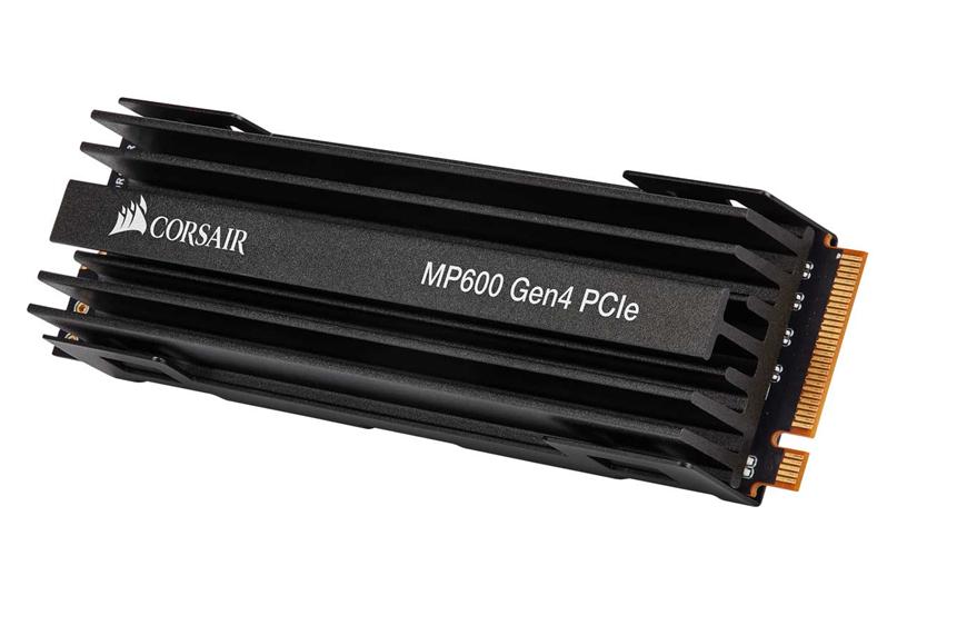 Corsair lanserer SSD med 4.95 GB/sekund over PCIe 4.0
