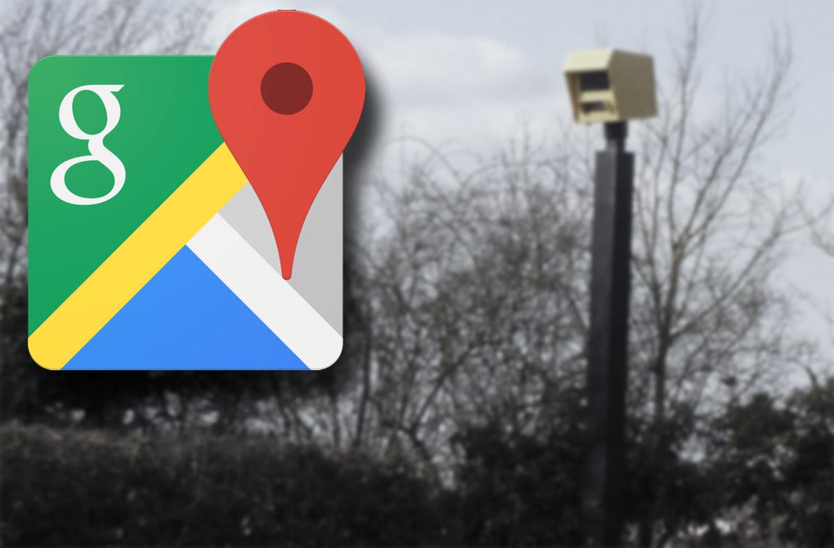 Nå kan du få varsler om fartskontroll i Google Maps