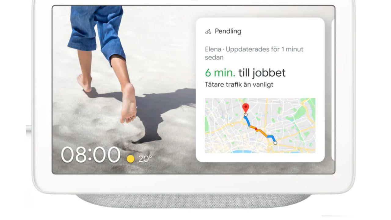 Nå kommer en mye mer personlig Smart Display-opplevelse for Google-produkter