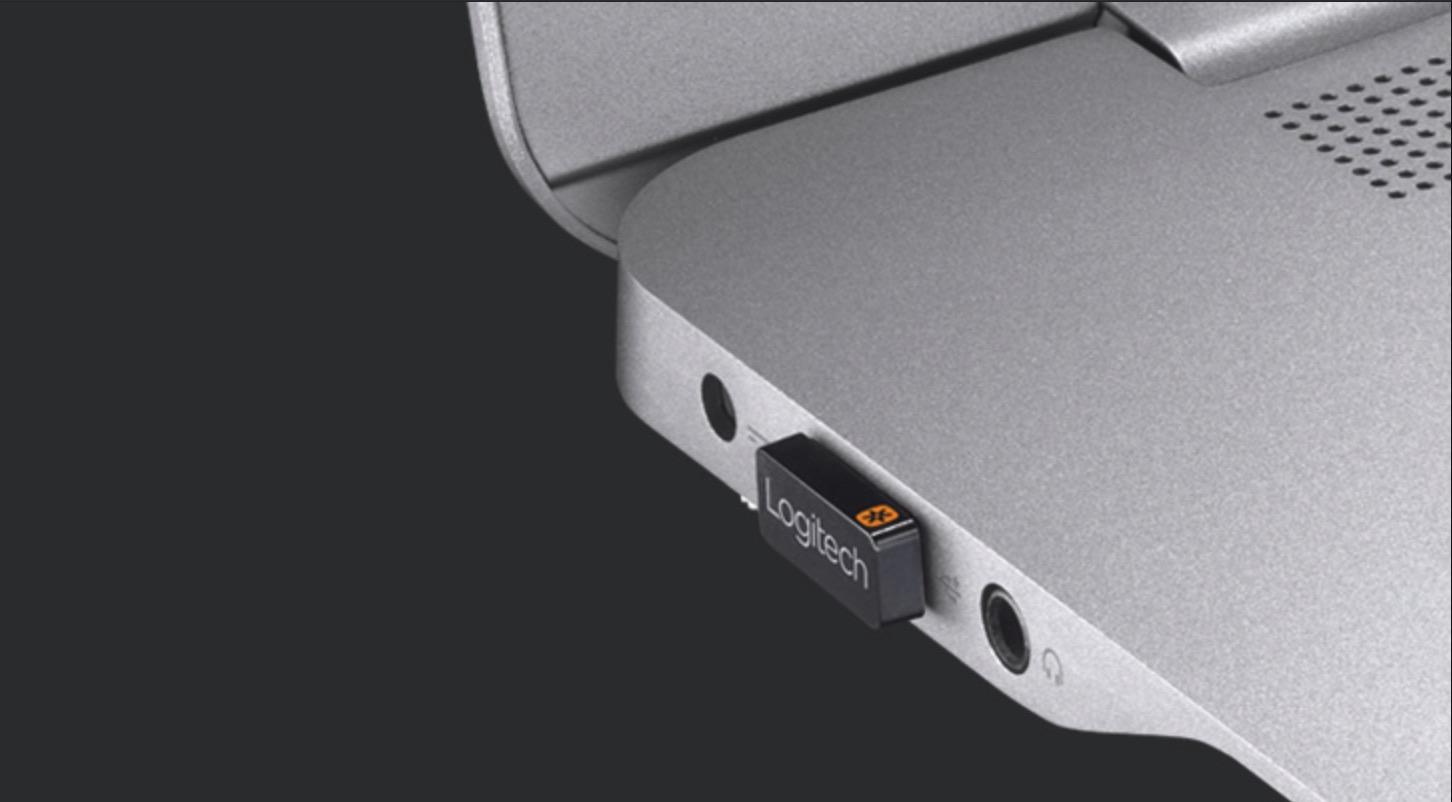 Unify USB-mottaker Logitech