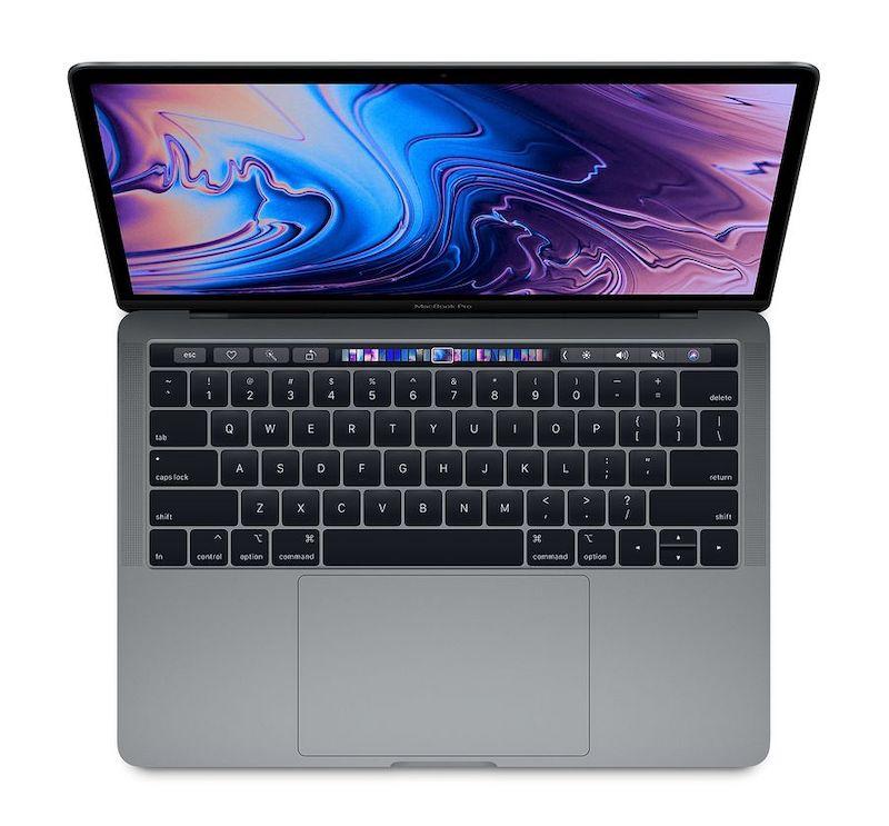 """Nye 13"""" MacBoo Pro opptil 83 prosent raskere"""