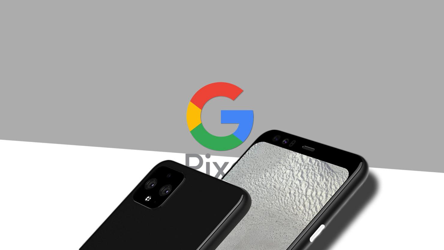 Pixel-4-google-ramme-lekkasje