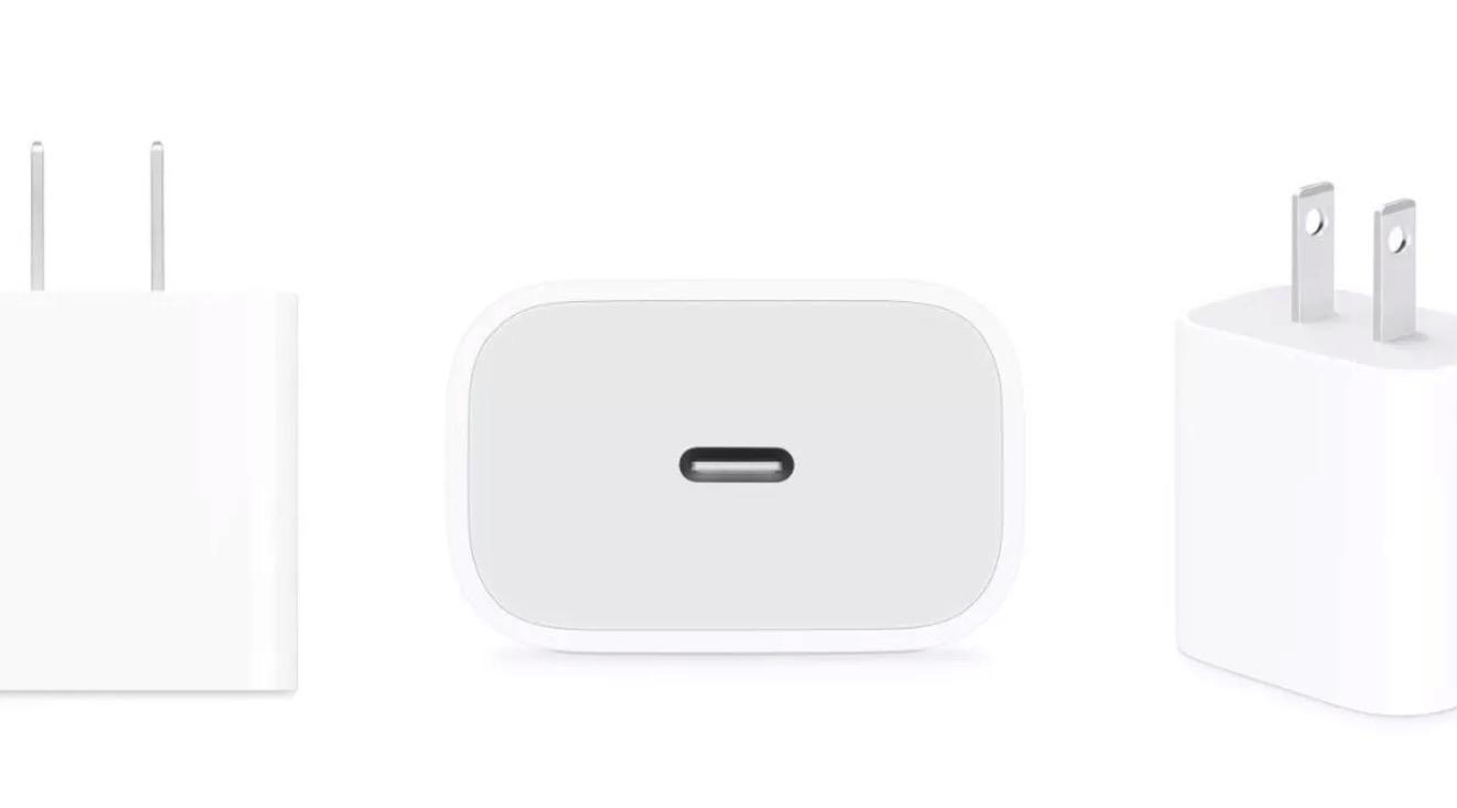 Apple USB-C lader