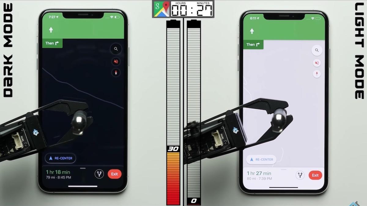 Dark-Mode-Light-Mode-Battery-iPhone
