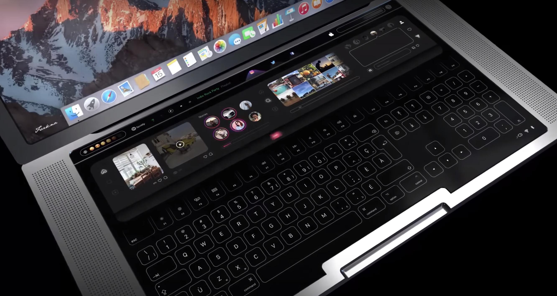 Virtuelt tastatur