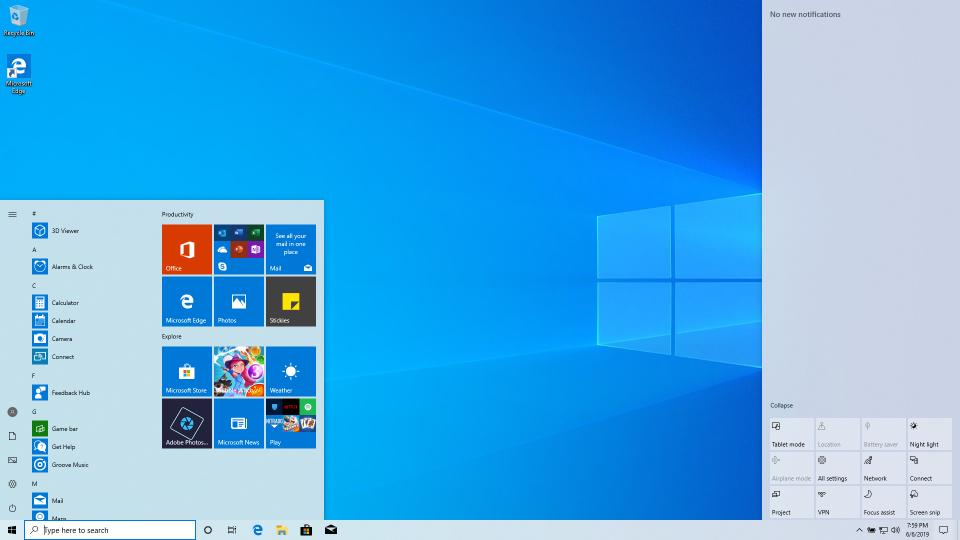 Windows_10_1903_Desktop
