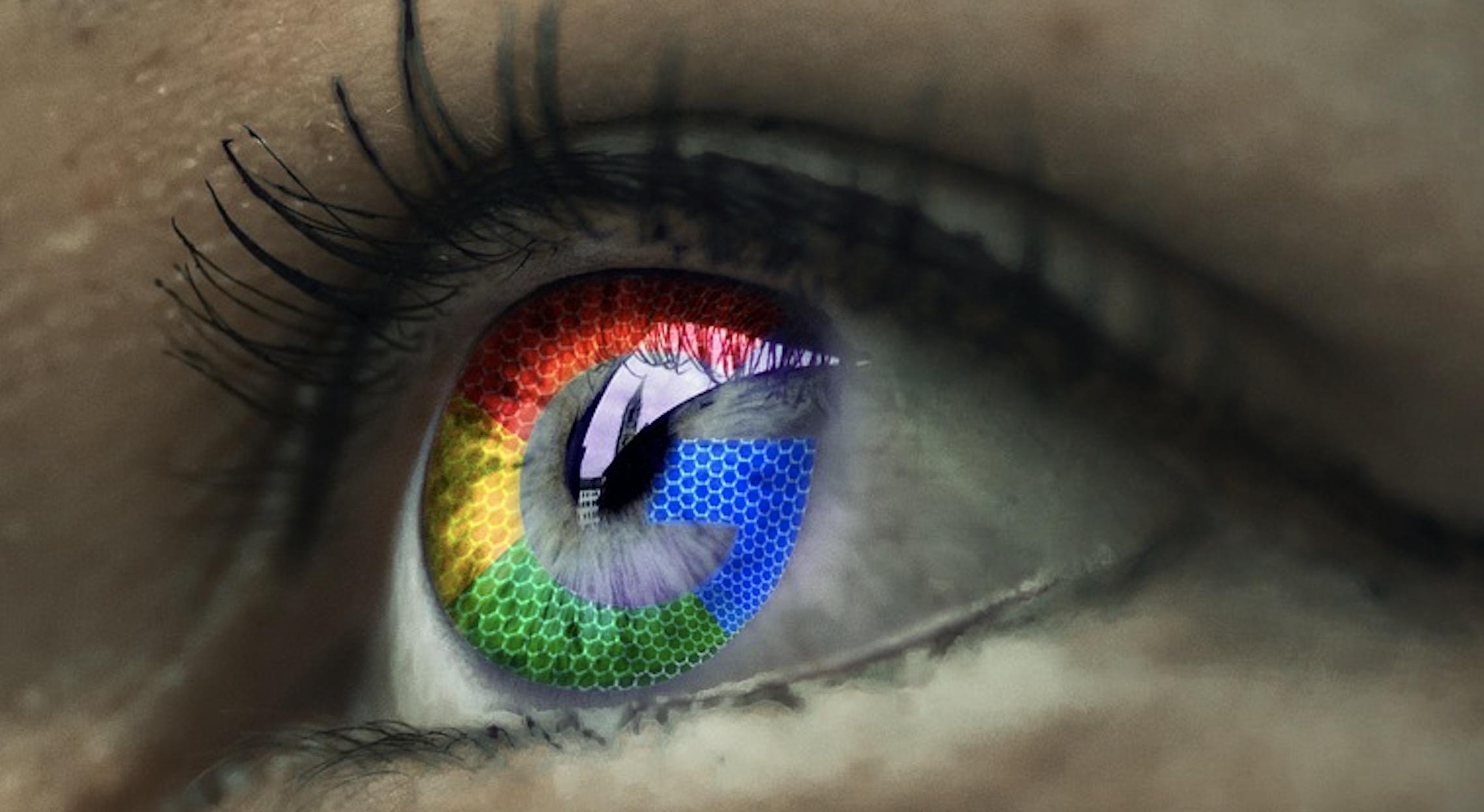 Google innsamling data