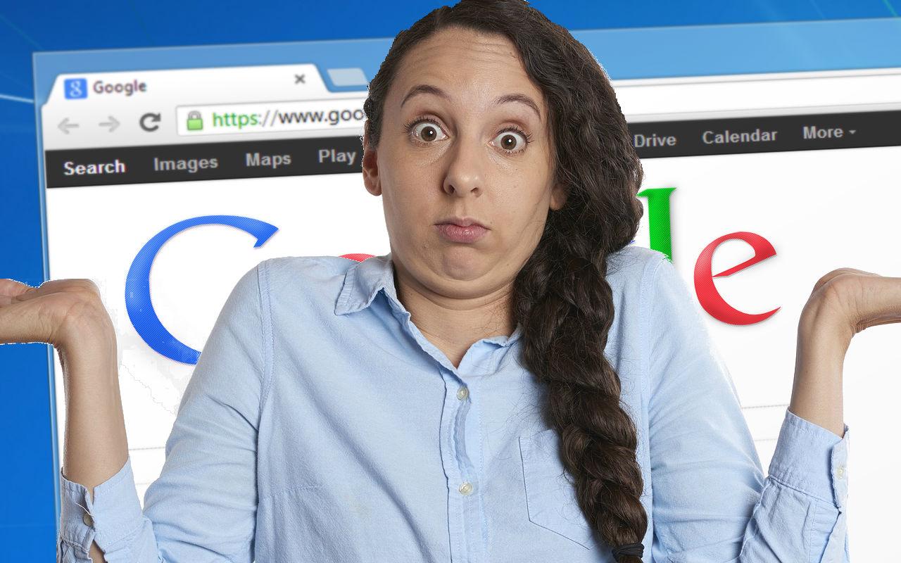 Google Chrome fane