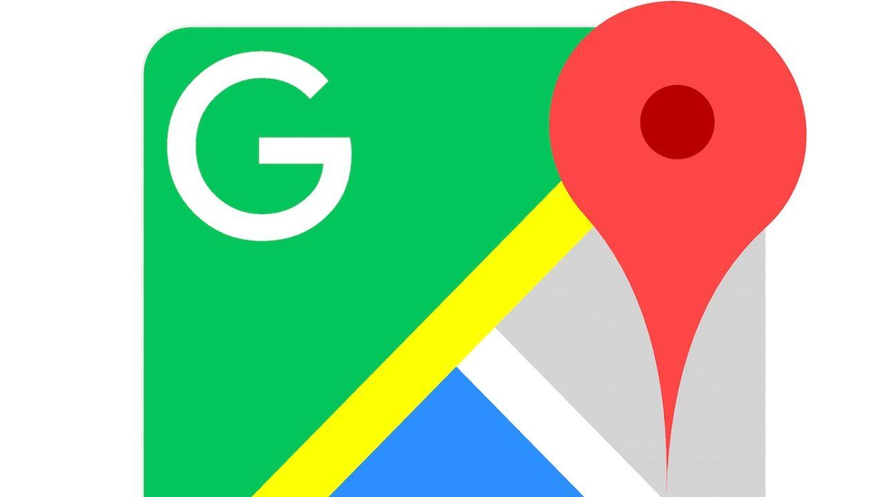 Google Maps gatelys