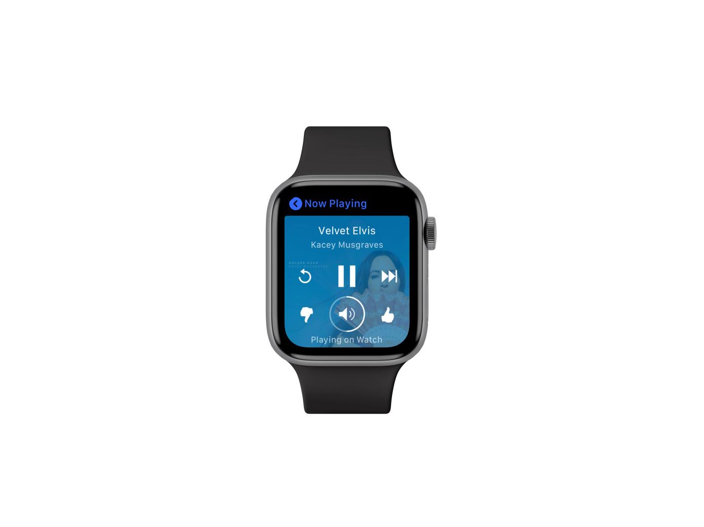 applewatchspotify