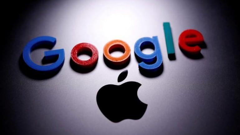 Apple får nesten fem prosent av inntektene fra søkemotoravgift fra Google.