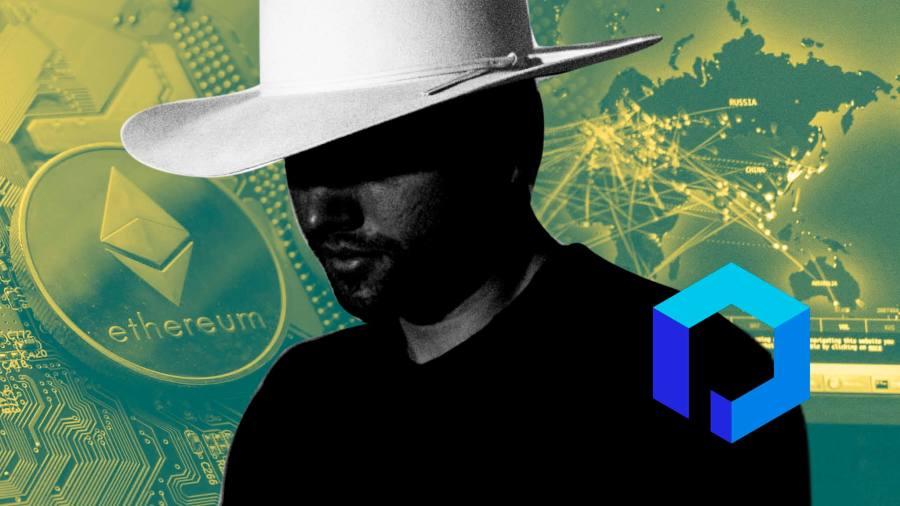 """""""Mr. White Hat"""" har levert den siste milliarden fra seg."""