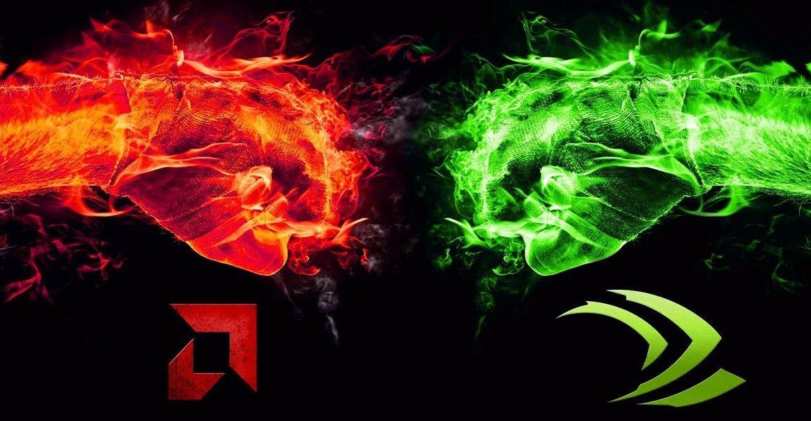 Den generelle tendensen er positiv, men det gjelder ikke AMD.