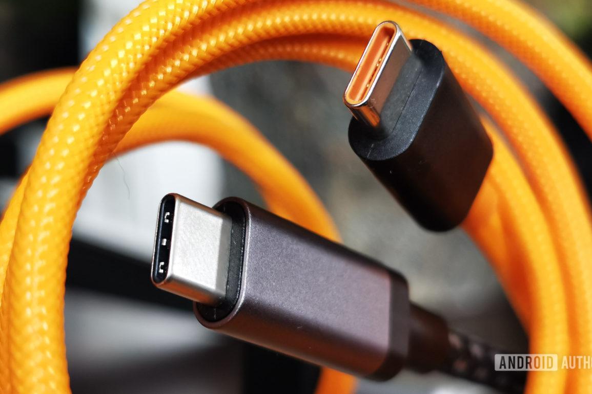 80 Gbps USB C