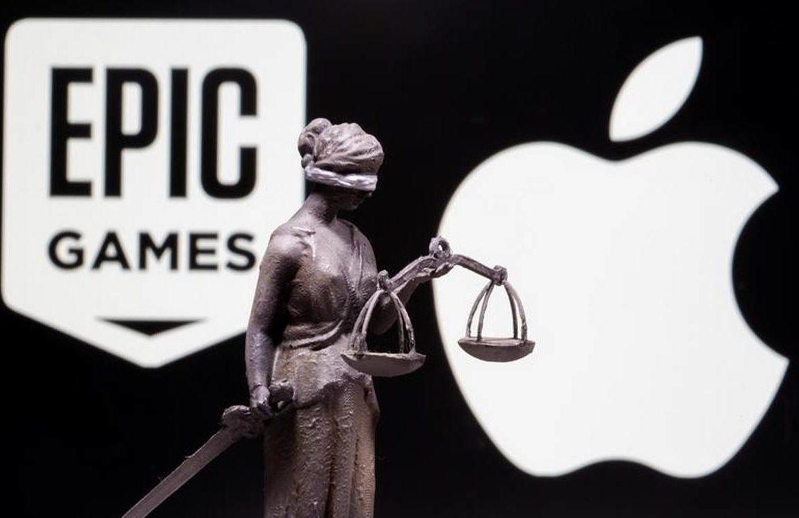 Apple vet at ting tar tid i rettsapparatet.