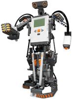 Lego NEXT Mindstorms robot