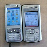 Nokia N73 og Nokia N70