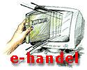 e-handel (illustrasjon)