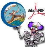 Adobe acrobat virus