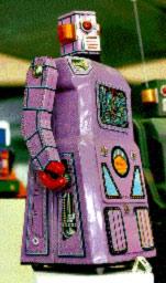 Robotdame
