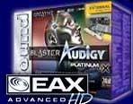 Creative Audigy Platinum
