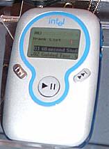 Intel MP3-spiller