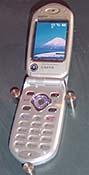 Sanyo UMTS-telefon