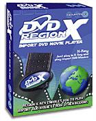 Playstation 2 DVDregion x