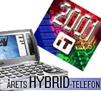 Årets hybrid 2001