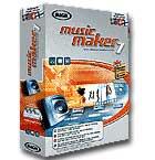 Music Maker 7 hovedbilde