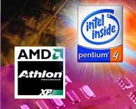 P4 og Athlon XP