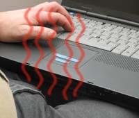 Laptop-varme