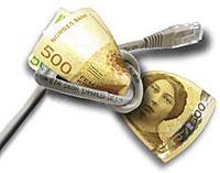 Bredbåndstrøbbel penger