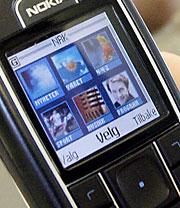 NRK mobil