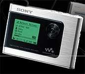 Sony NW-HD1