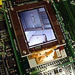 Mitsubishi mobilskjerm