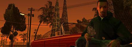 GTA San Andreas toppsak