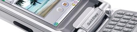 Sony Ericsson P910 (topp)