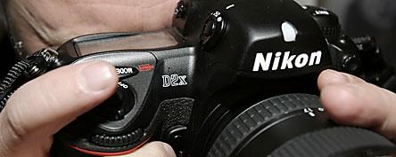 Nikon D2x (stort)