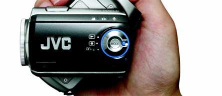 JVC GZ-MC200