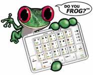 Frogpad Bluetooth