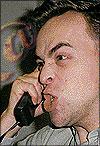Telefonselger
