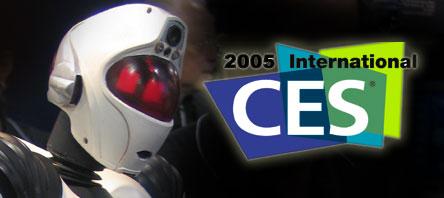 CES 2005 toppsakbilde