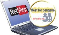 Netshop laptop
