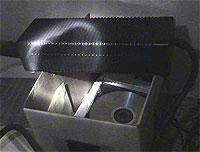 Xbox 360-batteri og pappeske