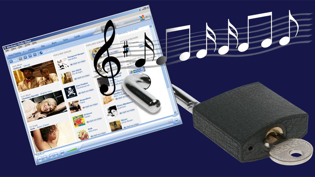 Kopibskyttet musikk? Det er Sony, det!