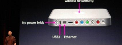 Slik så iTV ut da Steve Jobs presenterte den i 2006. Etter alt å dømme kommer den offisielt onsdag neste uke.