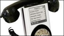 IKKE BILLIG: iPhone vil koste omntrent det samme som toppmodelene til Nokia og Sony Ericsson.
